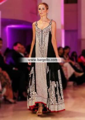 Umar Sayeed Pishwas Dresses Leicester UK Evening Party Dresses Charisma IBFJW
