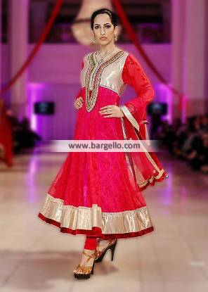 Charisma Anarkali Churidar Suits Coldfield London UK Indian Anarkali Suits IBFJW 2014