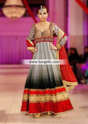 Charisma Anarkali Pishwas Suits Southall UK Pishwas Collection IBFJW 2013