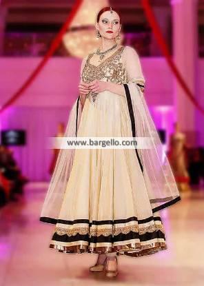 Charisma Anarkali Suits Collection International Bridal Fashion Jewellery Week London