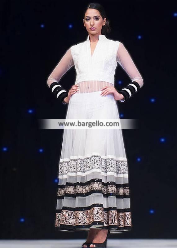 Manish Malhotra Anarkali Suits Collection Surrey UK Indian Pakistani Designer Anarkali Suits