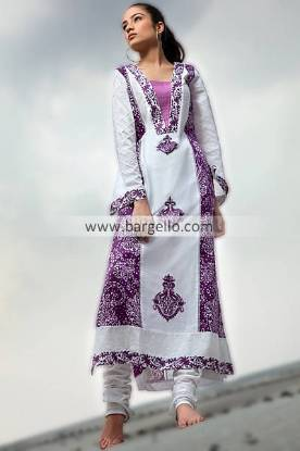 Embroidered Party Outfits And Designer Formal Wear Collection 2013 2014 by Threads and Motifs