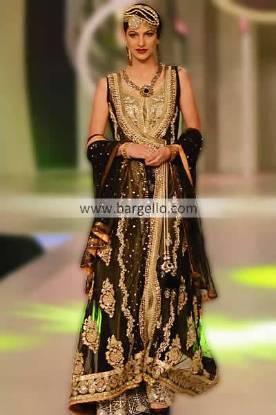 Asian Bridal Wear Collection 2013 by Designer Mona Imran at Pantene Bridal Couture Week