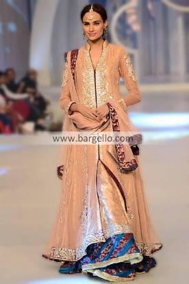 Buy Asifa Nabeel Designer Cloths of Pantene Bridal Couture Week 2013 Jacksonville Florida USA