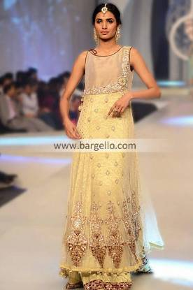 Designer Asifa Nabeel Collection For Eid & Evening Parties at Bridal Couture Week 2013 Denver CO
