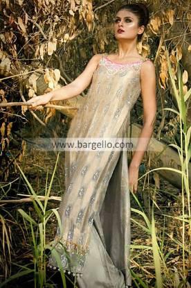 Online Pakistani Fashion Boutiques Dress 2013 Sugar Land Texas, Teena Durrani Collection 2013