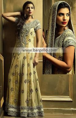 Anarkali Bridal Suit by Ammar Shahid 2013 Jacksonville FL, Anarkali Bridal Dress 2013 Coral Springs