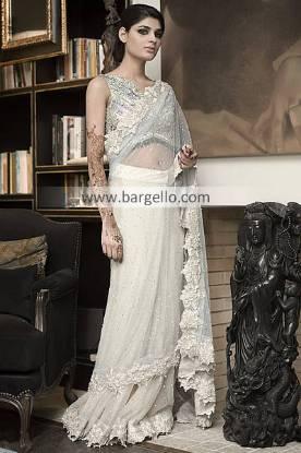Elan Bridal Dresses New York, Elan by Khadijah Shah Bridal Saree Collection Yonkers NY