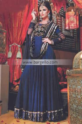 Asian Anarkali Suits by Sai Fashions 2013, Indian Anarkali Outfits by Sai Fashions Jersey City NJ