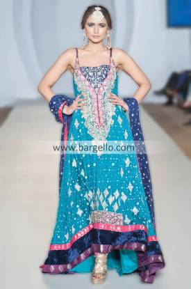 Beautiful Party Wear, Barat, Walima & Special Occasion Evening Outfits by Zainab Chottani Oklahoma