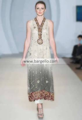 Asian Celebrity Fashion Trends, Evening & Party Outfits By Pakistani Top Designers 2013 Birmigham UK