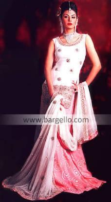 Asian Largest Online Boutique Selling Bridal Lehenga, Sharara and Gharara