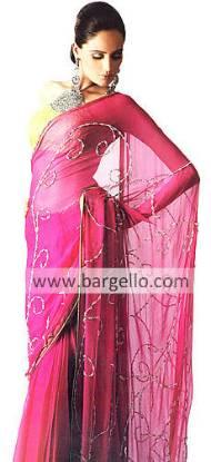 Manufacturer Supplier & Exporter of Sarees, Designer Sarees, Embroidered Sarees