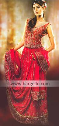 Houston, Dallas Forthworth, Texas Pakistani Bridal Dresses Stores