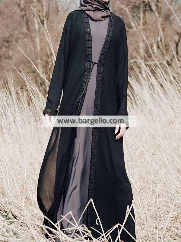 Chiffon Cardigan Dahran Saudi Arabia Perfect Choice Jilbab