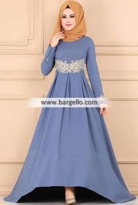 Ceil Delphinium Dazzling Jilbab Outfit New York NY