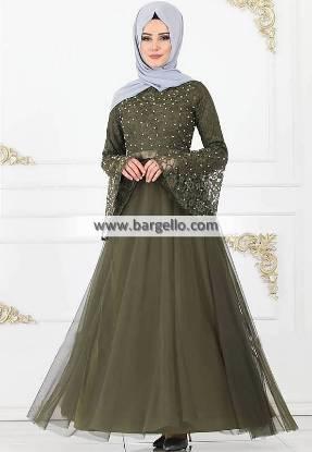 Raw Umber Freesia Amazing Jilbab Outfit Saddle River New Jersey NJ USA