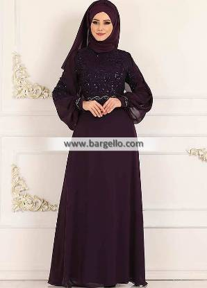 Dark Byzantium Tagetes Coral Spring Florida USA Amazing Jilbab Outfit