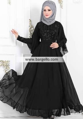 Black Hyacinth Orlando Florida USA Amazing Jilbab Outfit