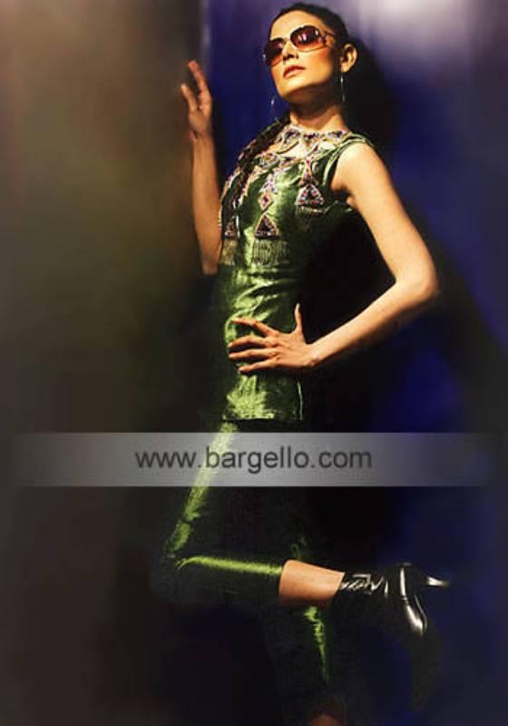 Emerald Color Salwar Kameez Latest Color Trends in South East Asia