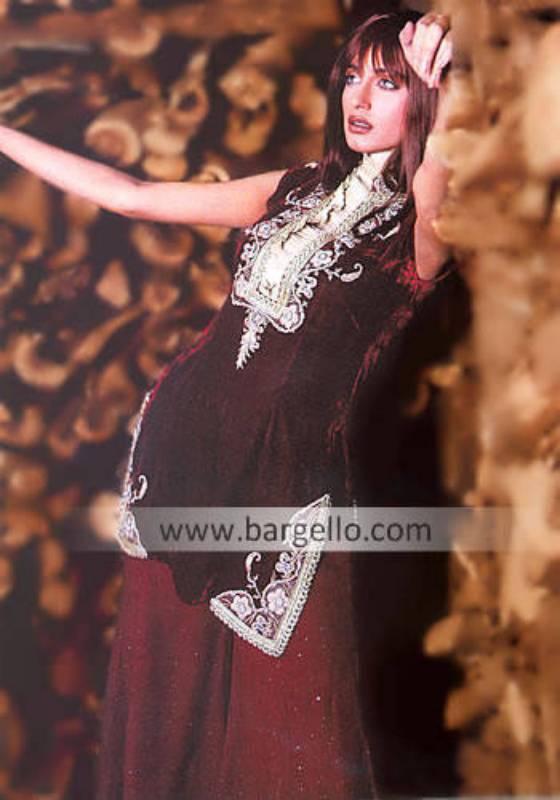 Hibiscus Ritzy Sharara and Shirt for EID, Ramadan Wedding Parties