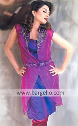 Unze London Modern Pakistani Dress Unze Salwar Kameez