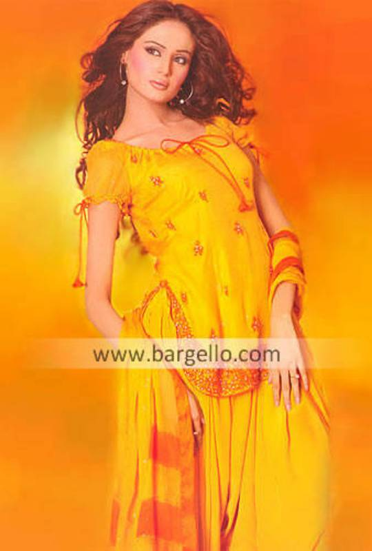 Mehandi Dress Mehndi Dresses Mayoon Mehndi Shalwar Kameez