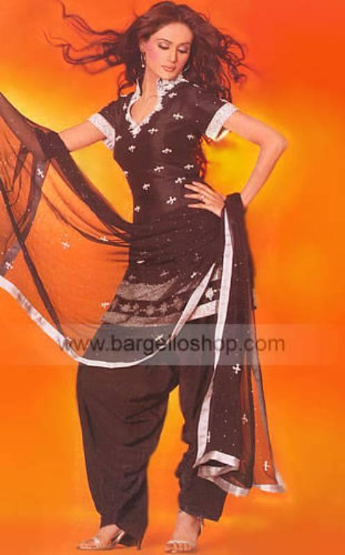 Indian Pakistani Designer Patiala Salwar Kameez