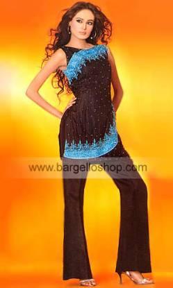 Pakistani Designer Clothing, Traditional Shalwar Kameez