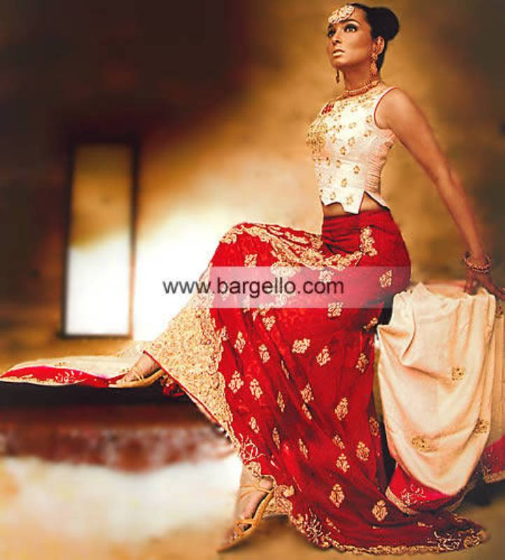 Fashion TV Pakistan Models Super Models in Pakistani Bridal Dresses