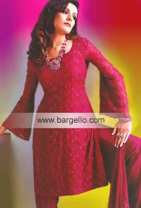 Contemporary Pakistani Indian Designer Fashion Show in United States and Canada