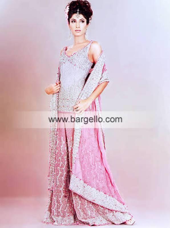 Pakistani Designer Dresses in Manhattan Island, New York