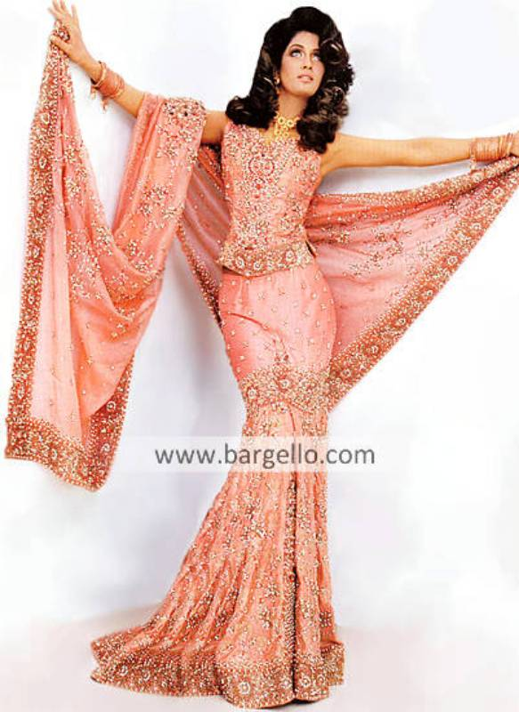 - Bridal Lehenga, Indian Pakistani Designer Wear