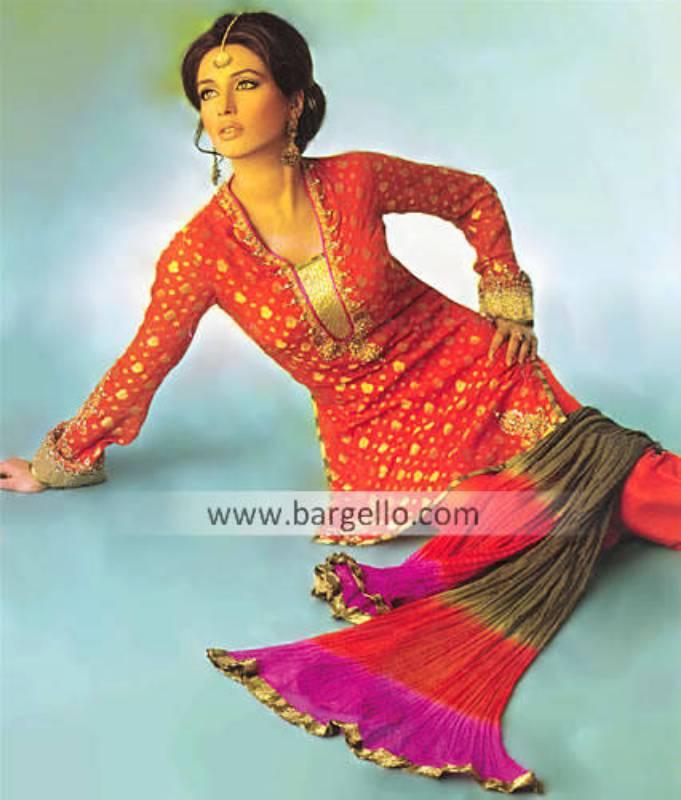 Jamawar Shalwar Kameez Suit, Designer Pakistani Dress