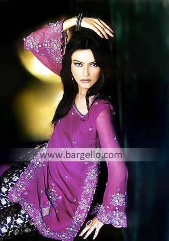 Pakistani Evening Dress, Designer Shalwar Kameez