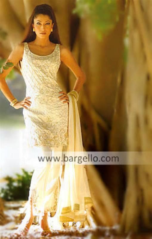 Pakistani Formal Dress, Heavy Embroidered Dresses