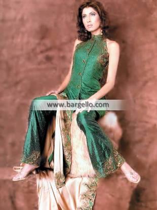Designer Shalwar Kameez Traditional Pakistani Bridesmaid Dresses