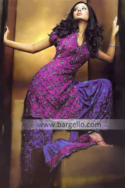 Lajwanti Pakistan Fashion Brand Show in New York, USA