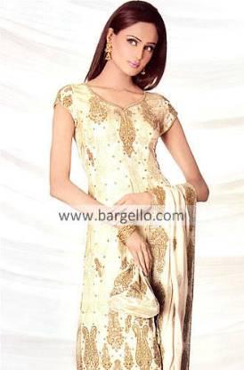 Bridal Shalwar Kameez, Indian Pakistani Salwar Kammez