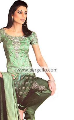 Silk Trouser Suit, Pakistani Designer Dresses, Bead Work