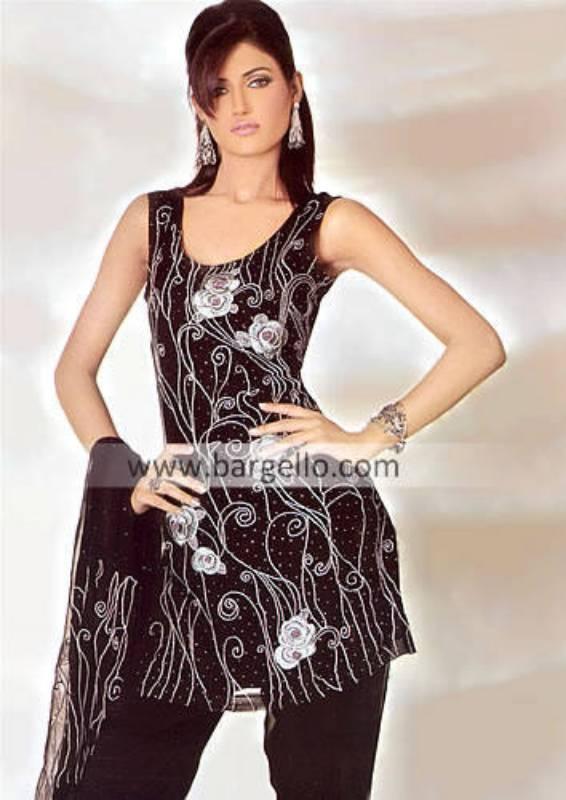 Pakistani Designer Evening Dress, Formal Dress