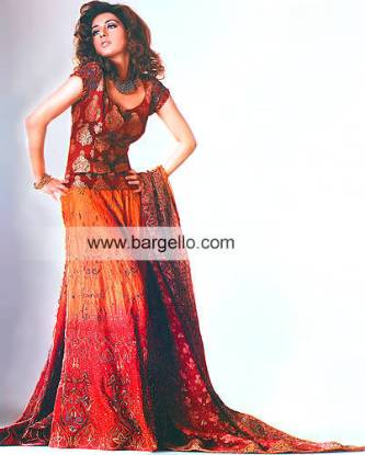 Maroon Dior Banarsi Jamawar Jamewar Jamiwar Bridal Dress