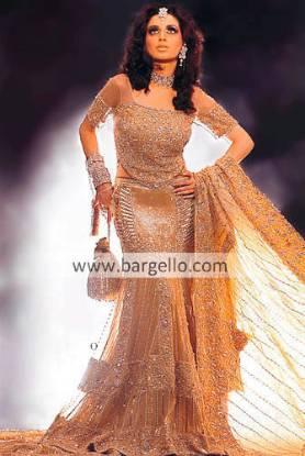 Flared Lehenga, Pakistani Designer Wear, Wedding Dress