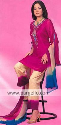 Pakistani Casual Dress UK, Designer Salwar Kameez