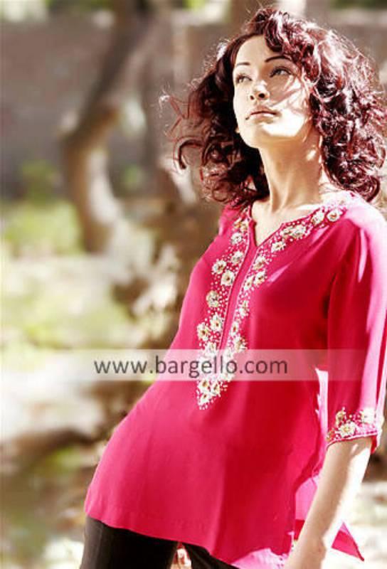 Women's Casual Shirts, Indian, Pakistani Designer