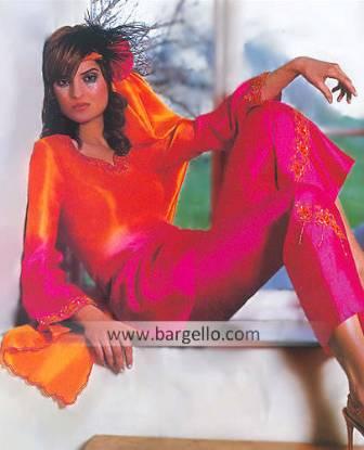 Casual Party Dress, Designer Shalwar Kameez