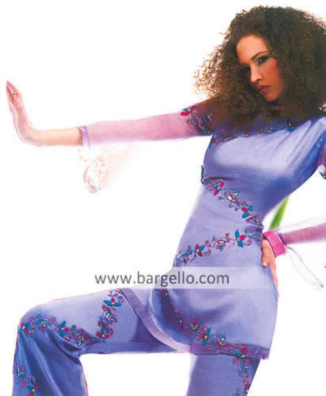 Pakistani Party Dress U.S, Designer Shalwar Kameez