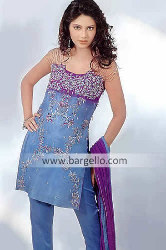 Designer Party Dress UK, Pakistani Shalwar Kameez