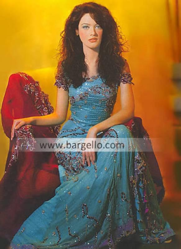 Pakistani Wedding Lehenga, Designer Bridal Dress