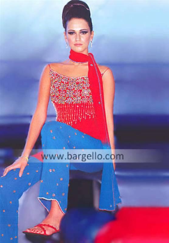 Indian Evening Wear, Designer Salwar Kameez